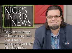 Flat Earth Clues interview 261 Nerd News with Nick Espinosa ✅