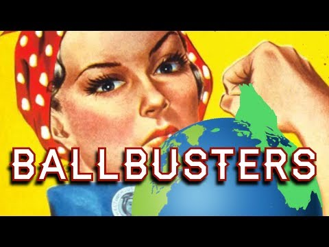 BALLBUSTERS 30 Finding The Globe Edge