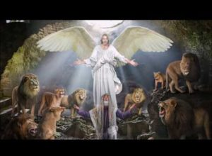DANIEL IN THE LIONS' DEN – APOCRYPHA – 100% PROOF DINOSAURS EXISTED WITH MEN!