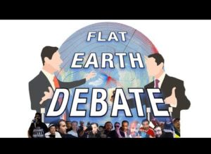 Flat Earth Debate 1075 **LIVE**