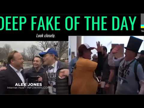 ALEX JONES IN DISGUISE AT THE FLAT EARTH CON