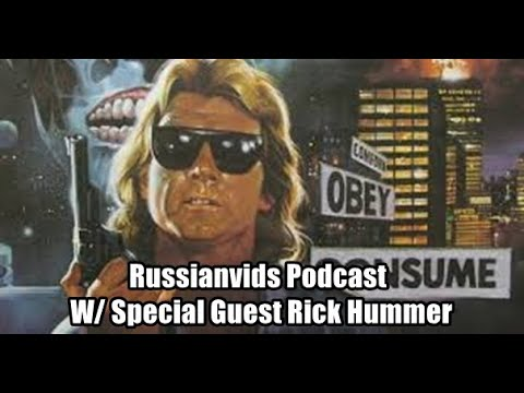 Russianvids Podcast W/ FEIC Host Rick Hummer Regarding The Jimmy Kimmel & Jake Byrd Fiasco