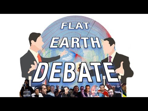 Flat Earth Debate 1200 **LIVE** Respect My Authority