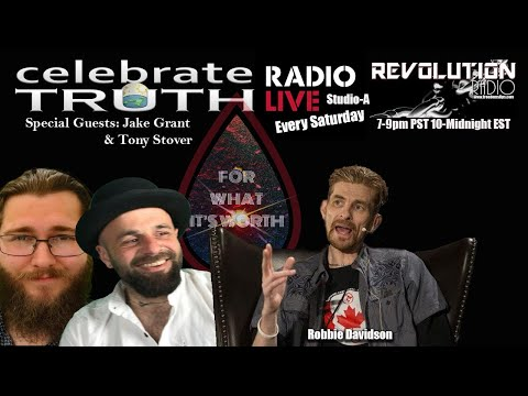 FOR WHAT IT'S WORTH with Jake Grant & Tony Stover | CT Radio Ep. 71