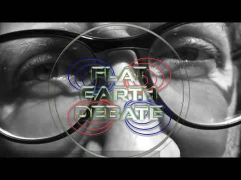 Flat Earth Debate Uncut & After Show Laughing At Thunderf00t