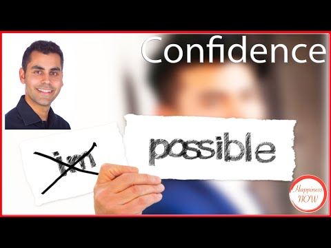 How To Be Confident – Dr Aziz Gazipura Interview