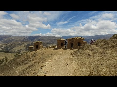 Ancient Funeral Towers And Megalithic Works In The Highlands Of Peru