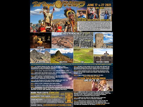 June 2021: Megalithic And Inti Raymi Inca Celebration Of The Sun Tour Peru And Bolivia