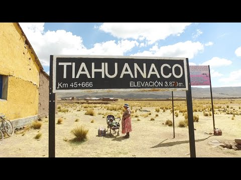 Exploration of ancient Tiwanaku and Puma Punku in Bolivia with Engineer Clifford Verhagen