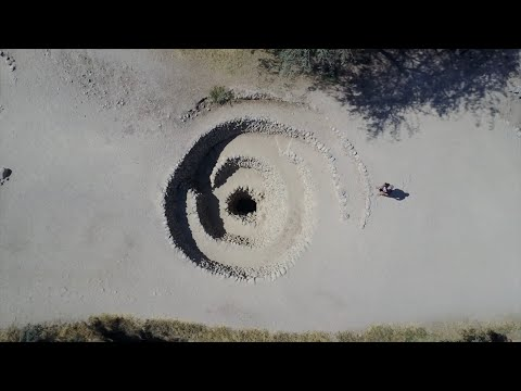 Quadcopter View Of Ancient Sites In Peru And Bolivia