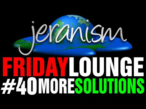 jeranism Friday Lounge #40 – More Solutions w/ Research Royal Rife – August 21, 2020
