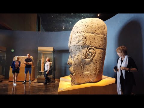 Thorough Exploration Of The Mexico Museum Of Anthropology In Mexico City