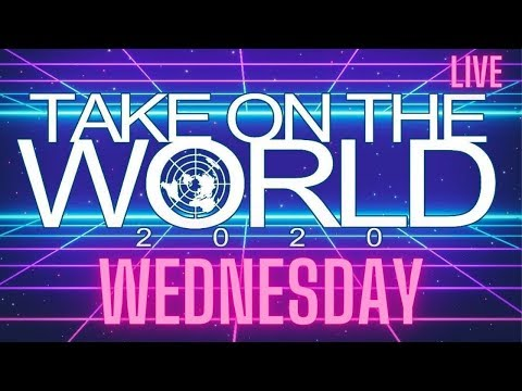 🔴 TAKE ON THE WORLD CONFERENCE 2020 REPLAY *DAY ONE* Wednesday 26th