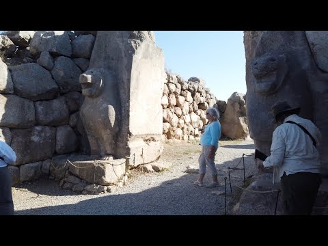 Surprise Finding Of Ancient Megalithic Aspects At Hattusa In Turkey