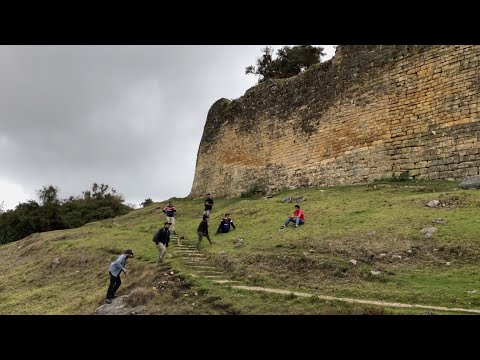 """Fortress Of The """"Cloud People"""": Exploring Ancient Kuelap In The Peruvian Jungle"""