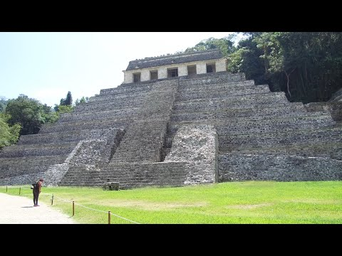Palenque: Mayan Jewel In The Mexican Jungle With Megalithic Surprises