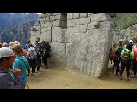 Thorough Exploration Of Machu Picchu In Peru: Inca And Older Megalithic Aspects