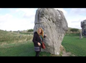 Ancient England: Megalithic Avebury, Silbury Hill And West Kennet Long Barrow