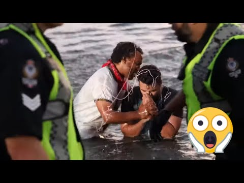World's Most Shocking Baptism – Vancouver, BC Canada (2020)
