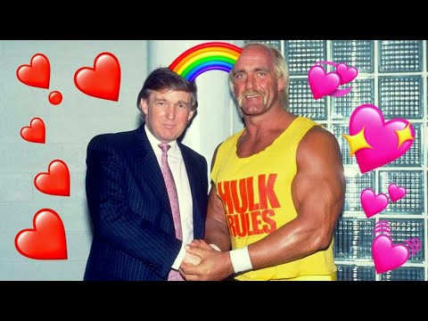 Trump is a Pro Wrestler 100% Proof