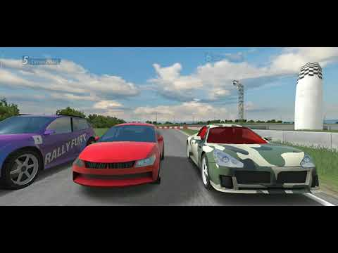 Rally Fury – speed for need
