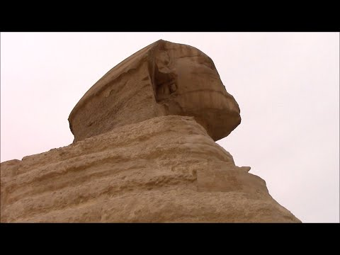 A Thorough Exploration Of The Great Sphinx Of Egypt In 2015