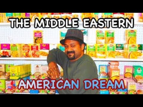 Jake Gibson Comedy Special – Part 5: THE MIDDLE EASTERN AMERICAN DREAM