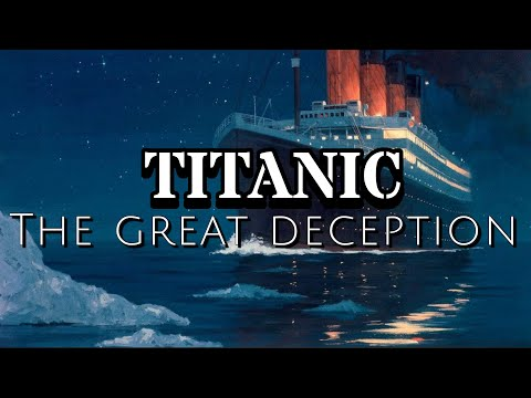 Titanic: The Great Deception🚢 They Switched Ships! Titanic's Sister Ship Olympic On The Bottom 🌊