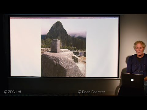 Full Lecture: Amazing Pre-Inca Megalithic Aspects Of Machu Picchu