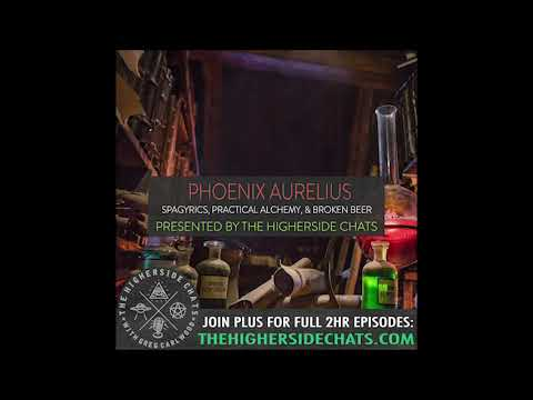 Phoenix Aurelius | Spagyrics, Practical Alchemy, & Broken Beer