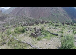 Search For The Ancient Megalithic Basalt Quarry Near Cusco Peru