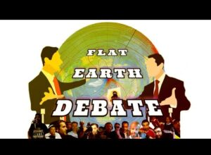 BRAND NEW Flat Earth Debate 1254 Uncut & After Show