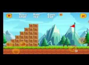 Super Bino Go Adventures – Super Mario Bros Platformer game