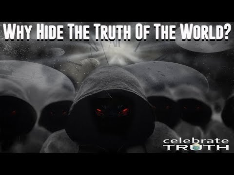 WHY THEY HIDE THE TRUTH?! – FLAT EARTH & THE BIBLE 24/7
