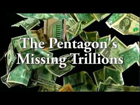 $8.5 TRILLION MISSING – THE PENTAGON STYLE – WHERE IS THE MONEY? – Zetetic Flat Earth