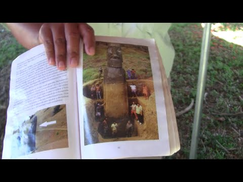 Exploration Of Easter Island With Geologist Robert Schoch