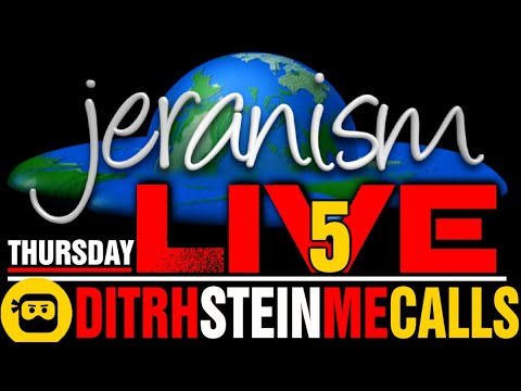 jeranism Thursday LIVE – DITRH, Stein, Me + Your Calls #5 – 09/10/20