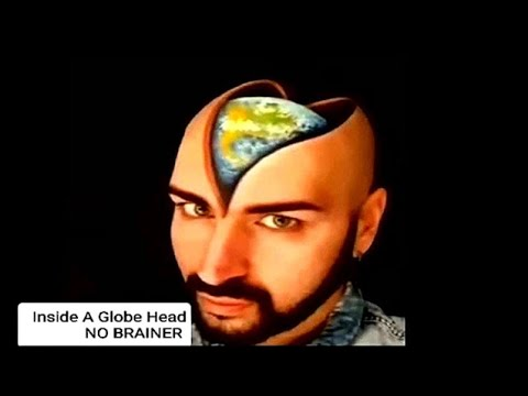 YOU'RE A FINISHED PRODUCT OF MASS INDOCTRINATION – IF YOU'RE A GLOBE HEAD – Zetetic Flat Earth