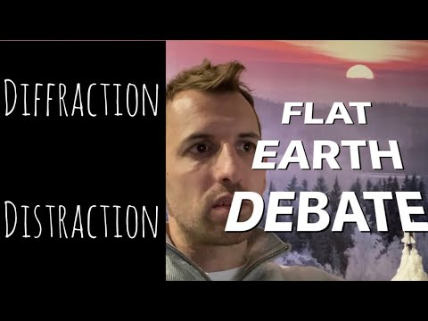 Flat Earth Debate 1265 Uncut & After Show
