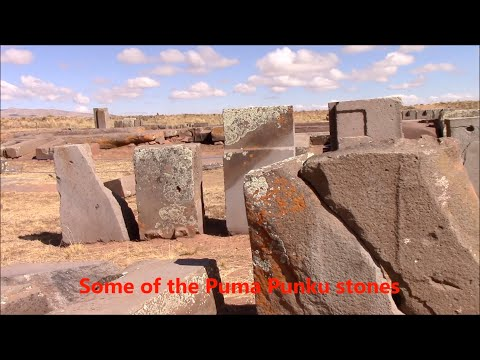 Exploring Puma Punku In Bolivia With Physicist Ken Bryant