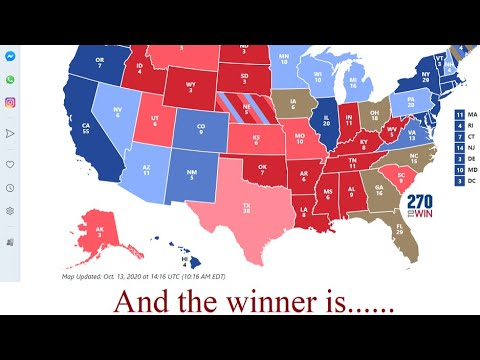 2020 Election Prediction and more…