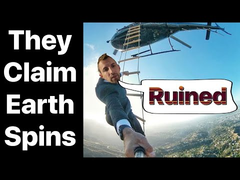 "They Claimed Earth Spins But SciManDan ""Ruined"" It!"