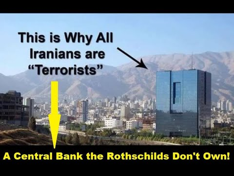 CENTRAL BANKS THE ROTHSCHILDS DON'T OWN – FINANCIAL SYSTEM & INSTITUTIONS EXPOSED – RONALD BERNARD