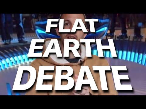 Flat Earth Debate 1267 Uncut & After Show