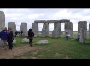 Stonehenge: Rare View Inside The Megalithic Wonder With Author Maria Wheatley