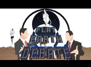 Flat Earth Debate After Show