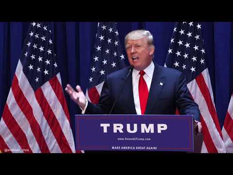 DONALD TRUMP – MAKING AMERICA GREAT AGAIN – WHY HE DECIDED TO BECOME THE PRESIDENT OF THE US