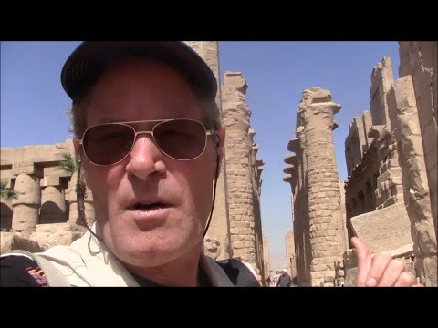 Glimpses Of Several Sites In Ancient Egypt