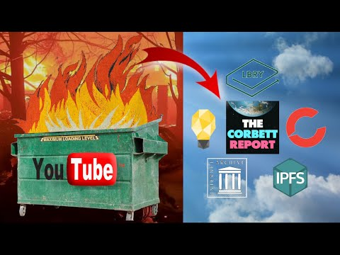 YouTube is Purging Again . . . Here's How to Find Me