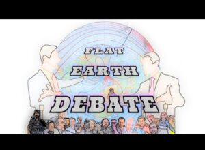 BRAND NEW Flat Earth Debate 1275 Uncut & After Show
